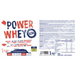 Prolabs POWER WHEY ULTRA...