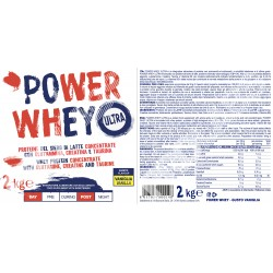 Prolabs POWER WHEY ULTRA 2...