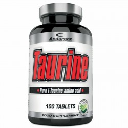 Anderson Taurine 100 cpr -...