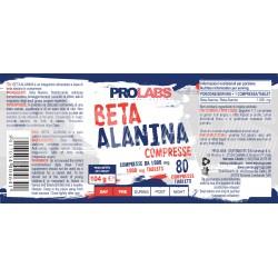 Prolabs BETA ALANINA 80 cpr...