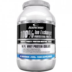 Anderson 100% Ion exchange...